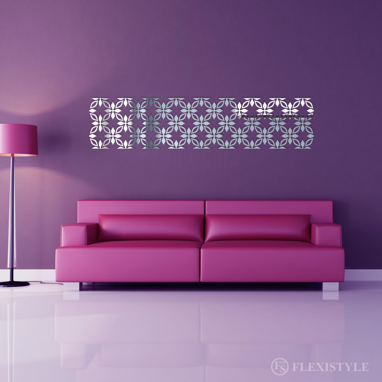 Acrylic Decorative Mirror Iris