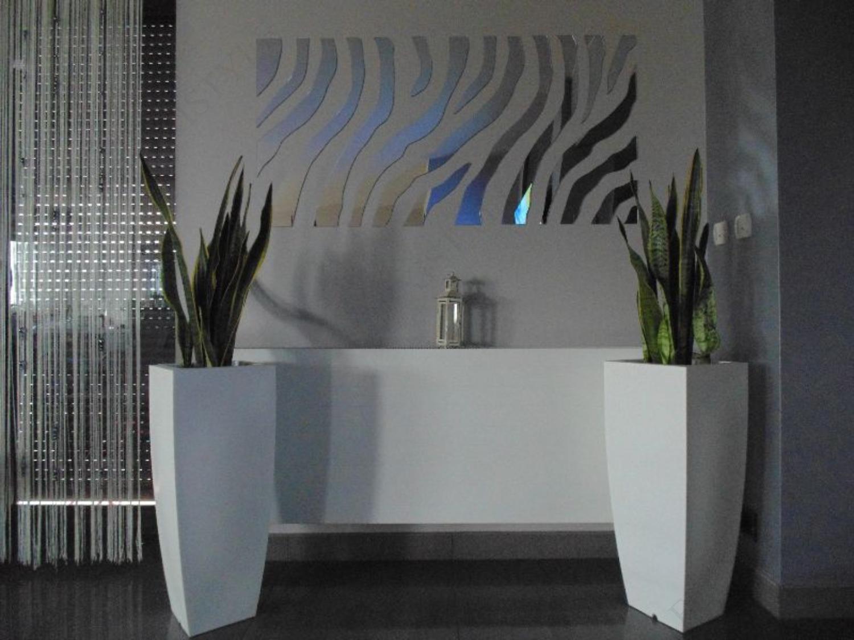 Lustro Dekoracyjne Akrylowe Zebra 140 Cm